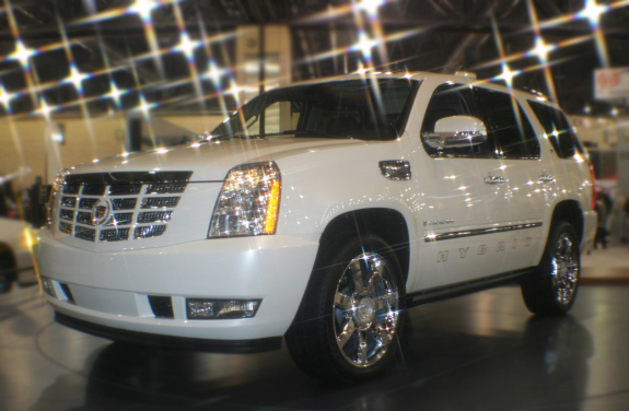 Cadillac Escalade Hybrid