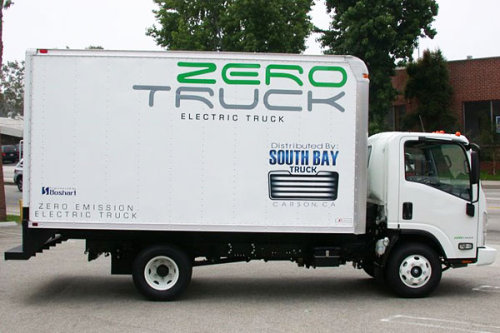 zero electric vehicle company