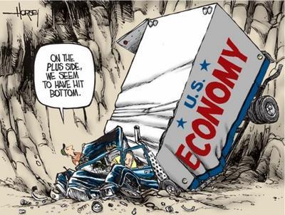 the us economy 2009 case study