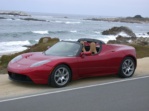 tesla motor roadster WD 8.26.09