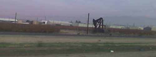 pump jack in kern county