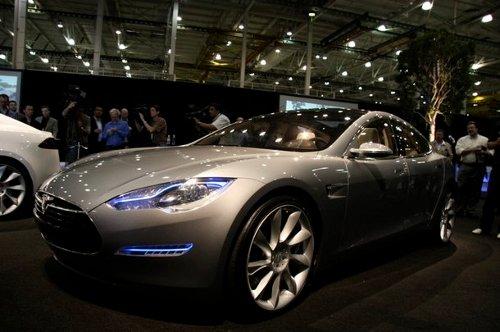Tesla Motors Stock - Really nice sports cars