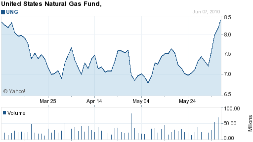 United States Natural Gas (NYSE:UNG)