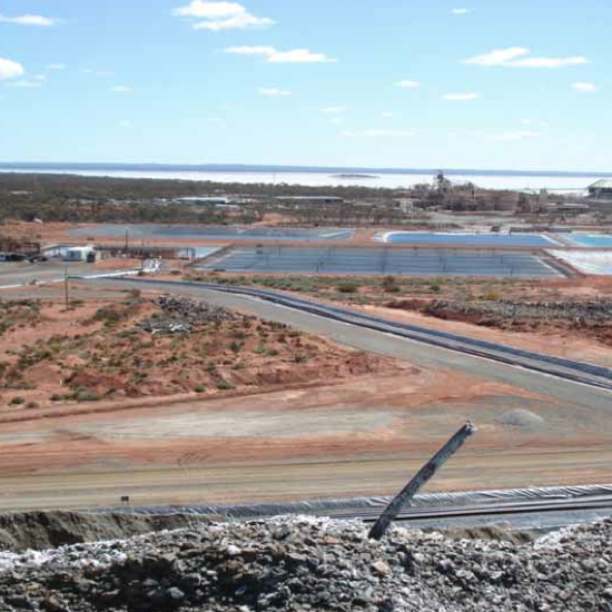 Agnew Gold Mine Australia