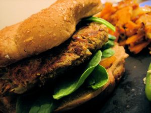 veganburger