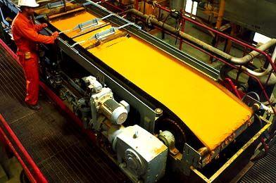 mar 2011 uranium yellowcake production