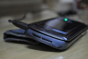 charging cell phone