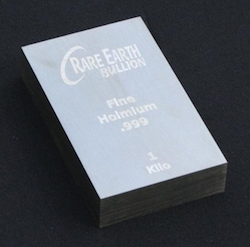 jun 2011 rare earth bullion bar