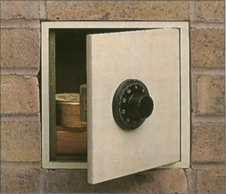 Sales of Safes Vaults Spike