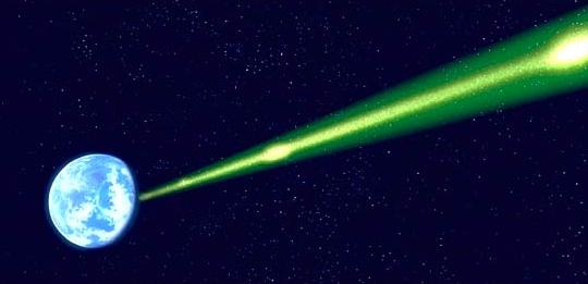 giant laser