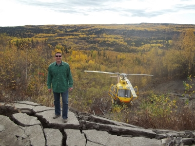Alberta Helicopter Tour