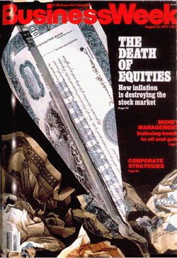 death of equities cover