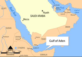 saudi arabia geology