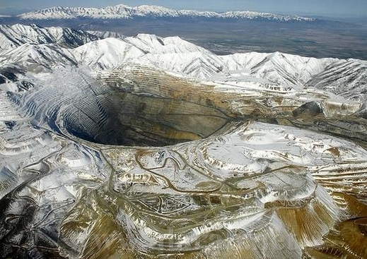 russian mining