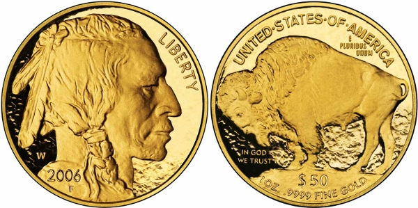 Buffalo Gold Coins