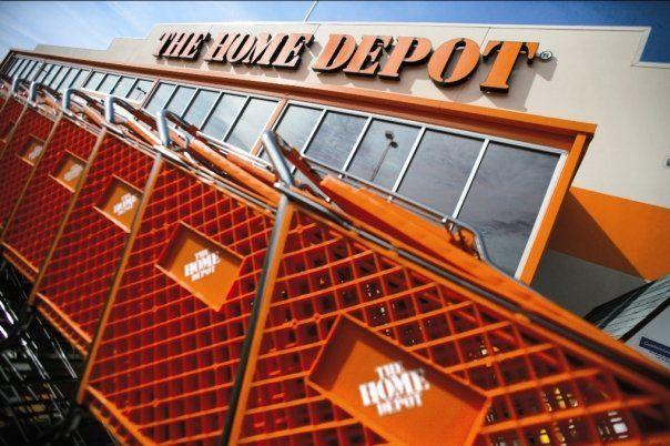 home depot carts