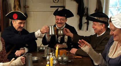 colonial drinking