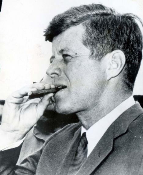 jfk cigar