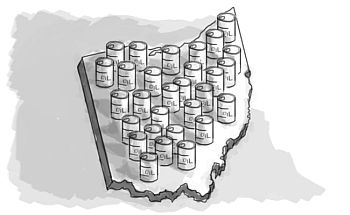 Ohio Oil Fracking