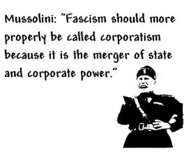 Mussolini Fascism