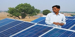Bank of India Financing India's Solar Transition