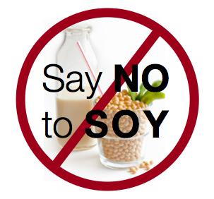 soy kills testosterone