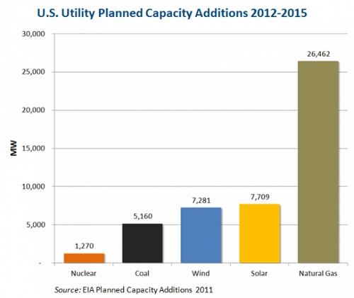 Utility Planned Capacity