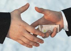bribery sidebar