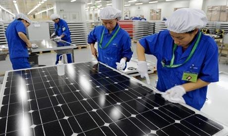 china solar company