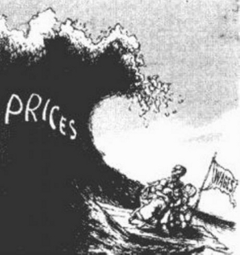 prices swamp wages