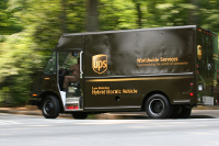 UPS Natural Gas Vehicle Fleet