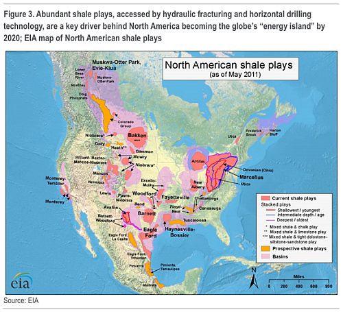 american shale from wallord