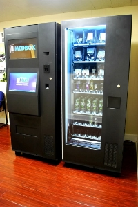 marijuana vending machine medbox