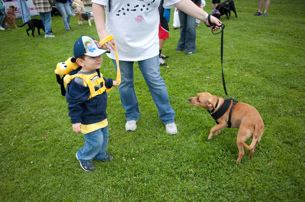 leash kid