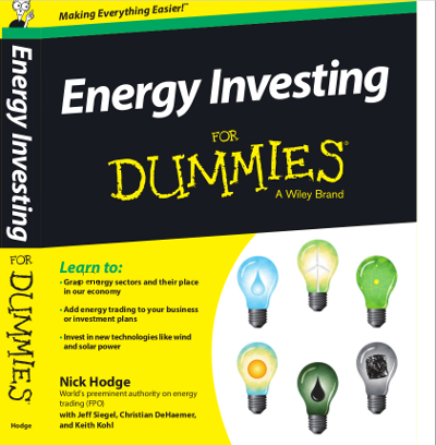 Energy Investing for Dummies Cover