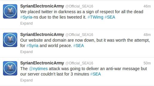 sea tweets