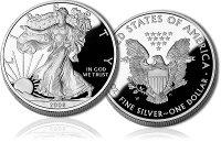 american eagle silver coin medium