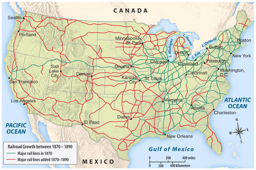 List of sovereign states and dependent territories in North America