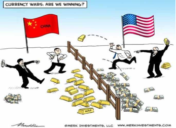 Right now, despite China's characteristic silence on the topic, the