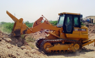 Caterpillar NYSE%3ACAT front end loader