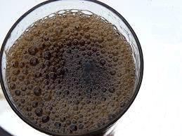 Soda Cola Bubbles