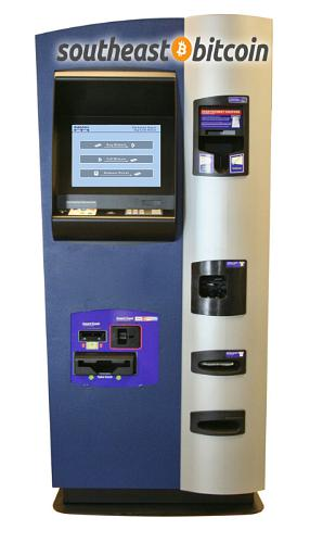 Bitcoin ATM south carolina