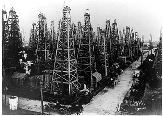 chart spindletop 1903