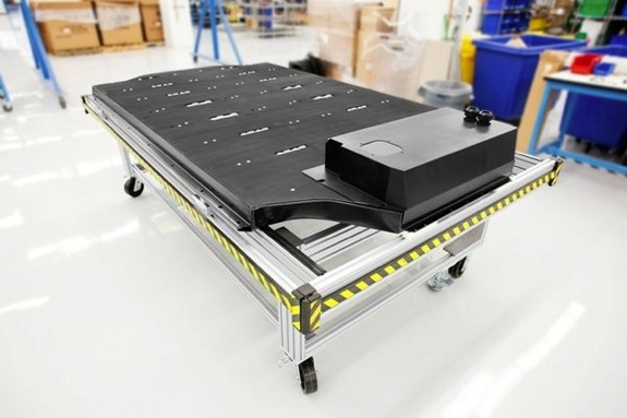 Profiting Today from Tesla's Future Battery 'Giga-Factory'