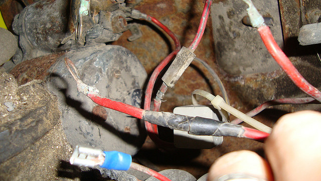Faulty Electrical Wiring