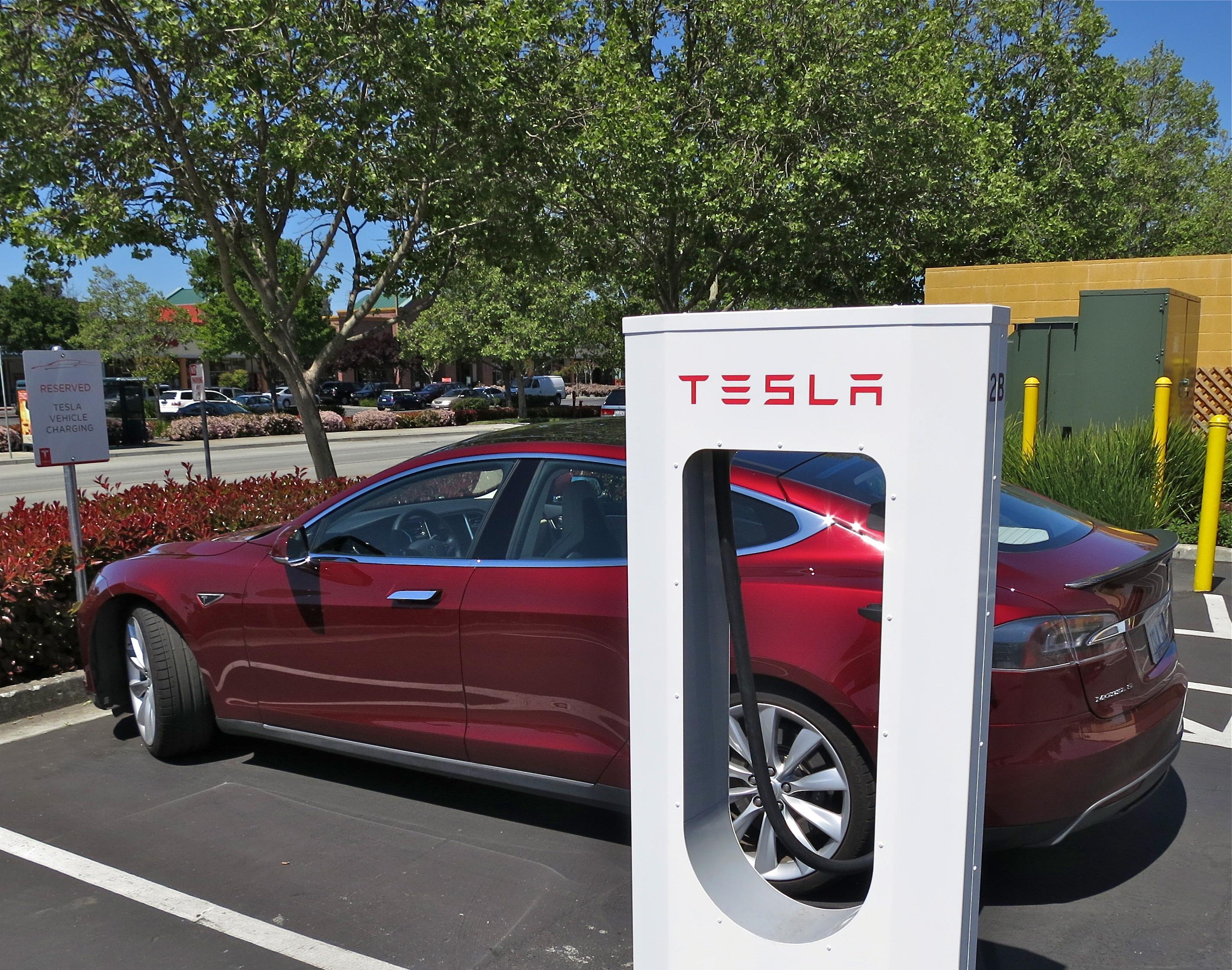 Tesla (NASDAQ: TSLA) Getting Aggressive on Charging Stations