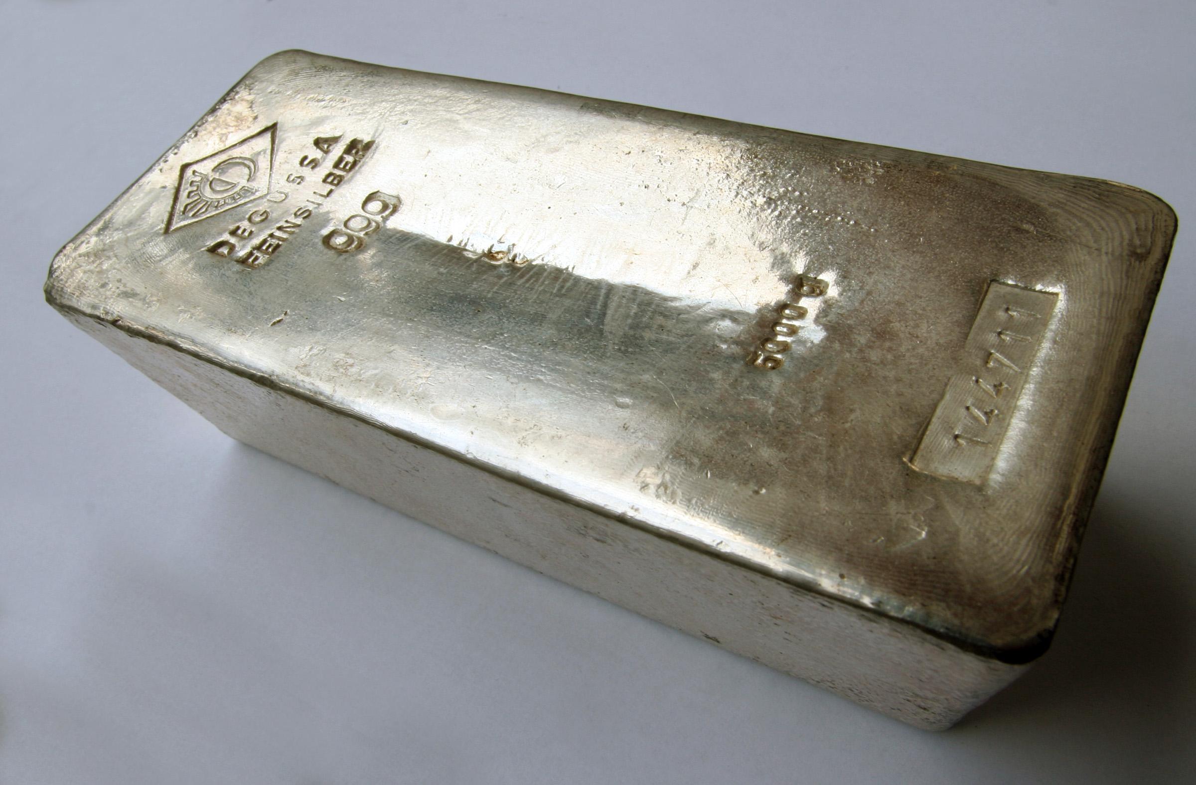 Silver Price Fix