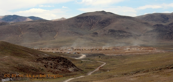 Reno Nevada Gigafactory site