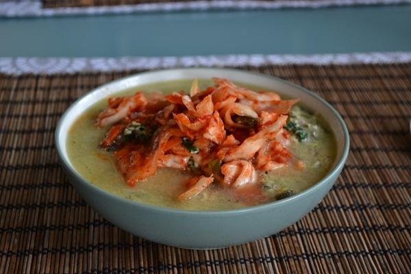 kimchi bonebroth