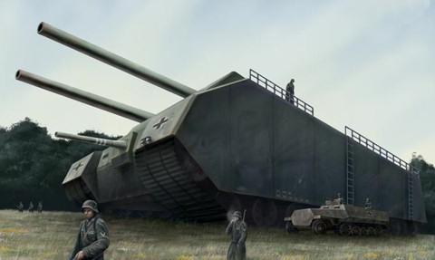 battleship tank
